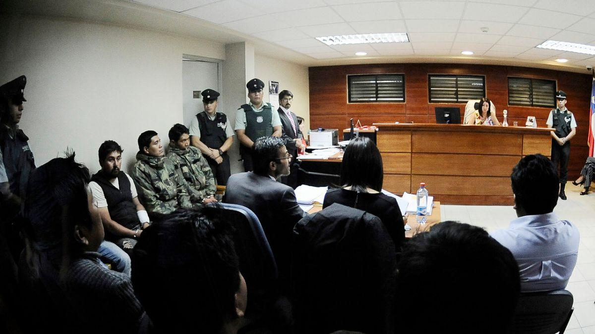 Resultado de imagen de liberación de los 9 bolivianos en Chile