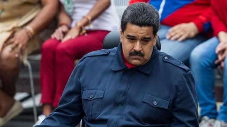 Nicolás Maduro fue declarado persona no grata en Quito