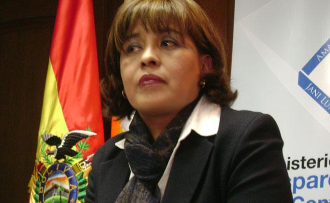 Resultado de imagen para nardy suxo declaración boliviana sobre campesinos