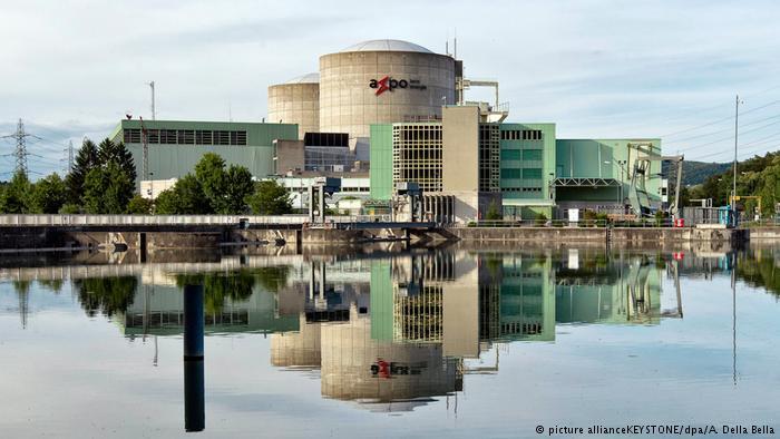 Referendum - Schweizer Atomkraftwerk Beznau (picture allianceKEYSTONE/dpa/A. Della Bella)