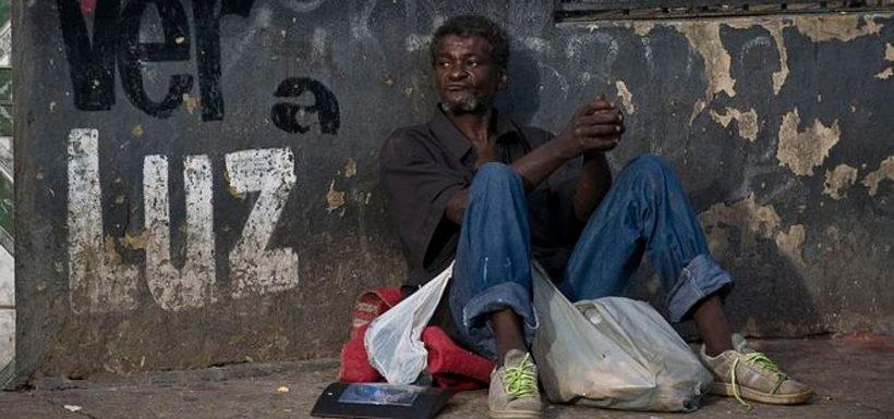 """Así se vive en Cracolandia, la """"tierra del crack"""" en Brasil, el mayor consumidor del mundo"""