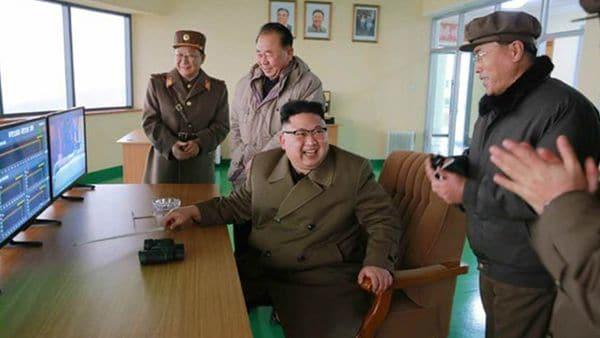 Kim Jong-un sigue adelante con su programa nuclear (@nktpnd)