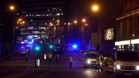 La Policía aseguró el área e inicio las investigaciones respectivas