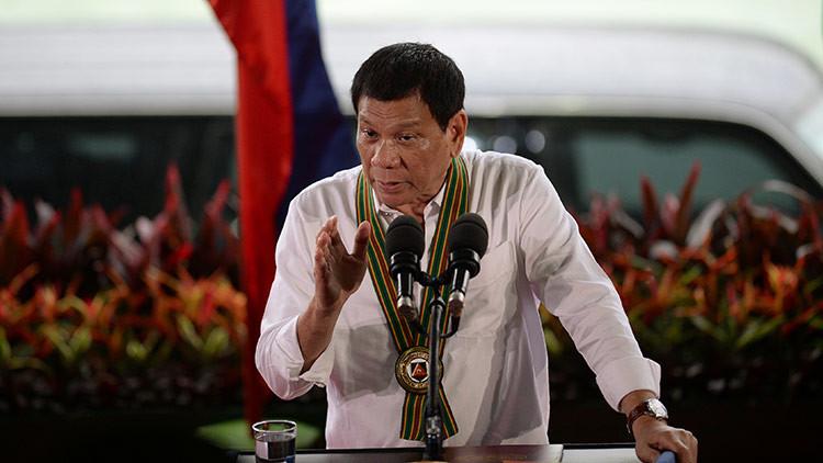 El Estado Islámico ataca una ciudad filipina y Duterte declara la ley marcial en la región