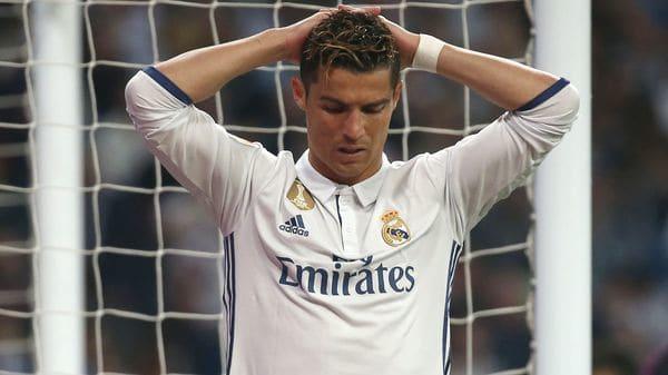 Ronaldo evadió cerca de USD 9 millones (Reuters)