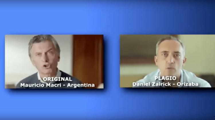 VIDEO: Político mexicano plagia anuncio publicitario de Mauricio Macri para su campaña