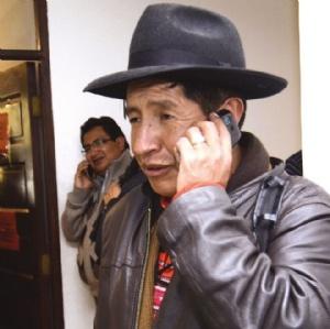 Fondo Indígena: Quispe pedirá 8 años de cárcel para Achacollo