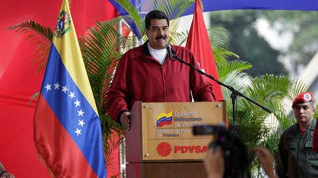 El presidente de Venezuela, Nicolás Maduro ordenó hacer más eficiente a Pdvsa.