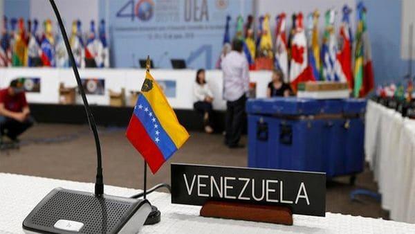 Venezuela inició el proceso para abandonar la OEA
