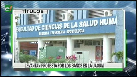 Video titulares de noticias de TV – Bolivia, mediodía del viernes 19 de mayo de 2017