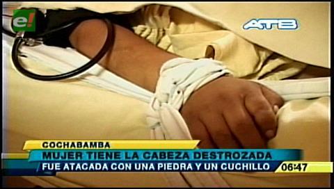 Taxista ataca a pedradas a su esposa y la deja en coma