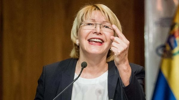 Luisa Ortega comenzó a distanciarse del chavismo (EFE)
