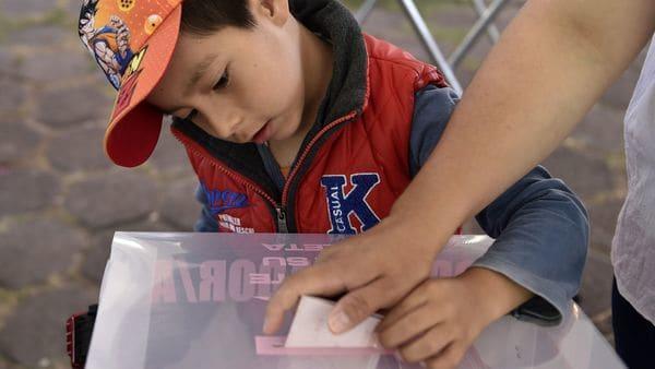 Cerca de 20 millones de mexicanos están llamados a las urnas (AFP)