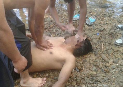 Un joven muere ahogado en un riachuelo de Villa Tunari