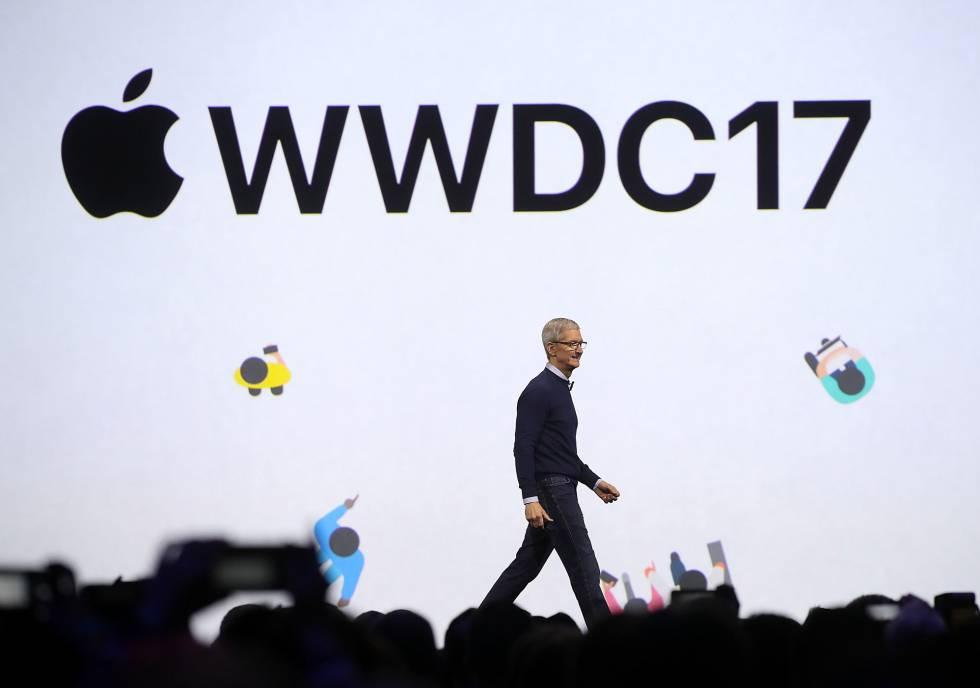 Apple Keynote 2017