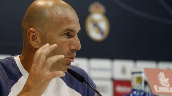Zidane logró potenciar al máximo las individualidades del Real Madrid (EFE)