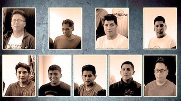 DETENIDOS EN UNA CÁRCEL CHILENA. ASÍ SE ENCUENTRAN NUEVE BOLIVIANOS DESDE HACE CASI 80 DÍAS.