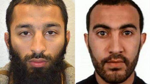 Los dos atacantes de Londres identificados hasta ahora