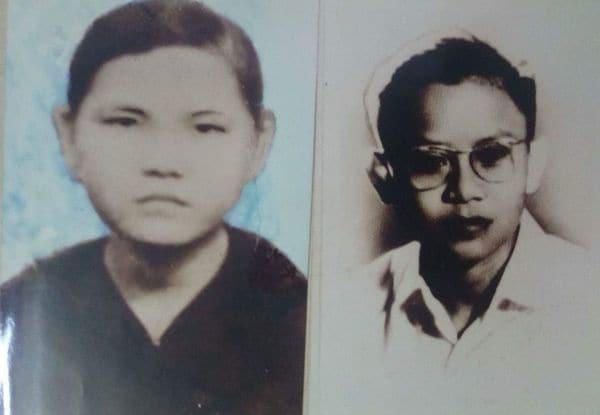 Ambos padres de Nguyen Thi Hong Diem murieron luchando por el Viet Cong. (Foto de la familia)