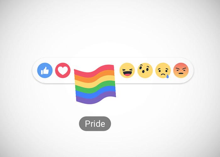 Facebook reacción comunidad LGBTQ