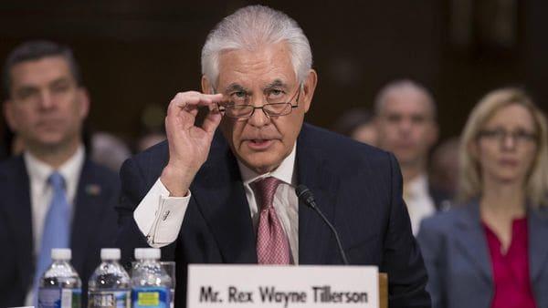Rex Tillerson (AP)