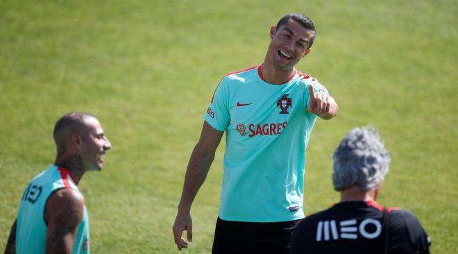 El portugués Cristiano Ronaldo (Foto: Reuters)