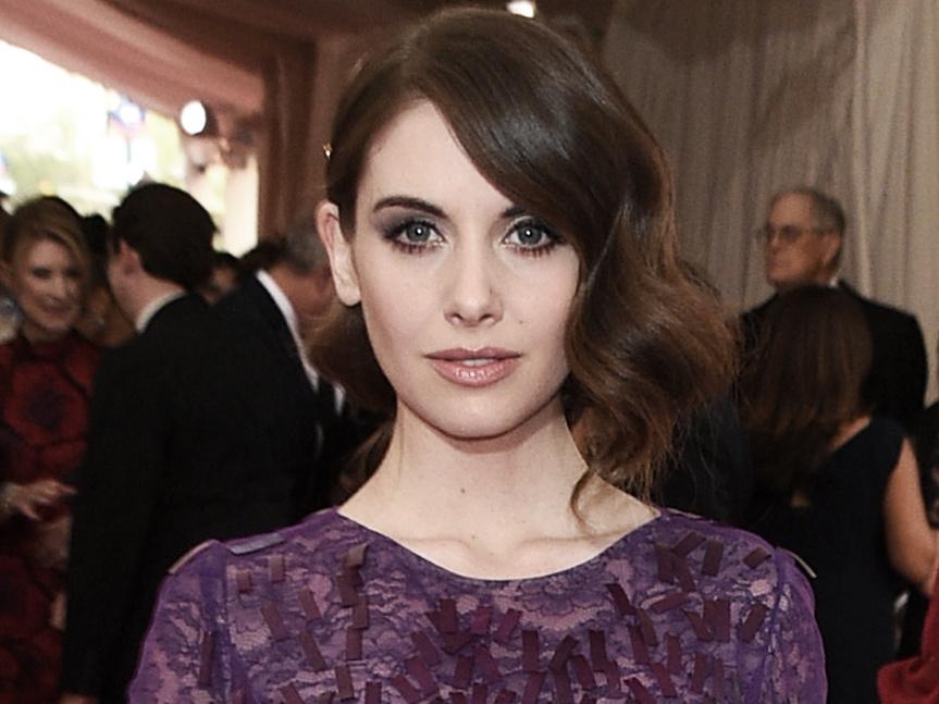 Alison Brie, una de las actrices que ha denunciado situaciones de acoso en Hollywood.