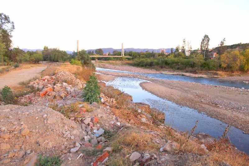 Parlamentarios denunciarán a 4 alcaldes por el Guadalquivir