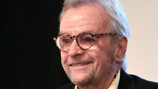 John Avildsen. (Cortesía de The Wrap)