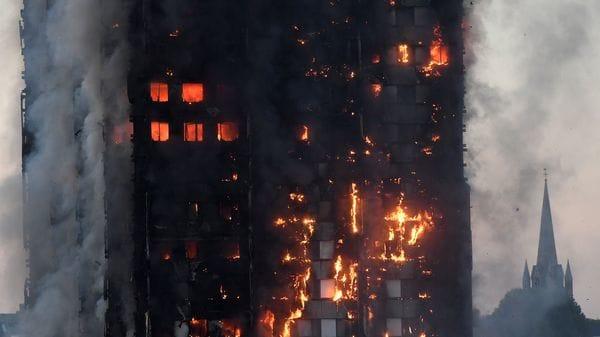 El trágico incendio se cobró 30 víctimas fatales (Reuters)
