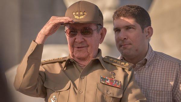 El presidente cubano Raúl Castro (AFP)