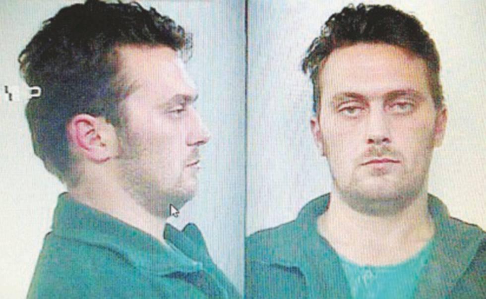 El asesino Norbert Feher, conocido como Igor el ruso.