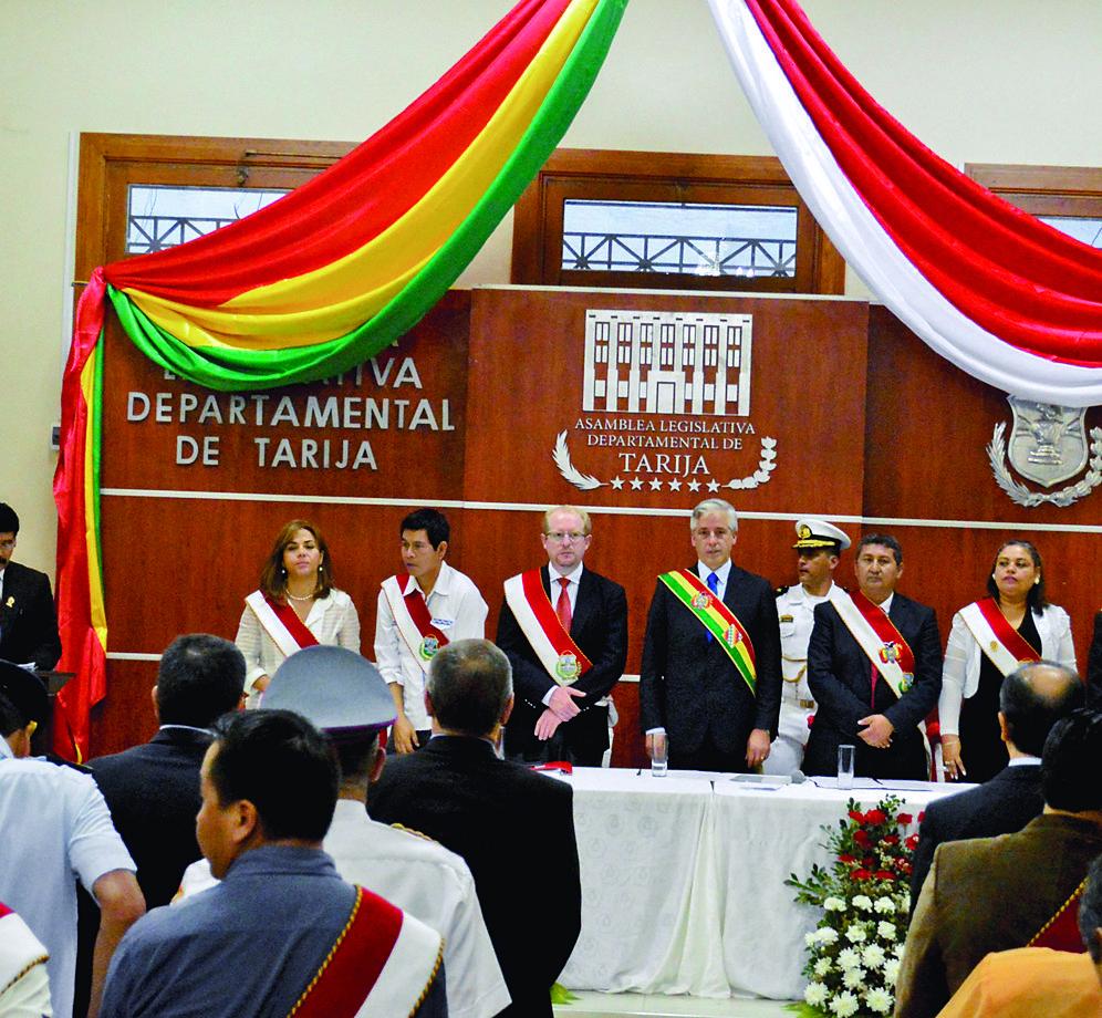 Resultado de imagen de Tarija por la crisis económica