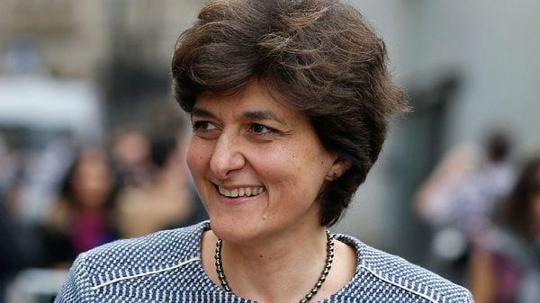 Sylvia Goulard presentó su renuncia de manera sorpresiva (AFP)