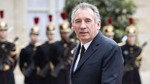 El ministro de Justicia, François Bayrou (AFP)