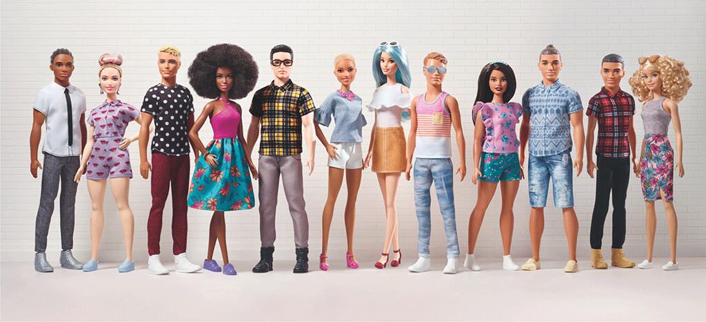 Barbie, Ken