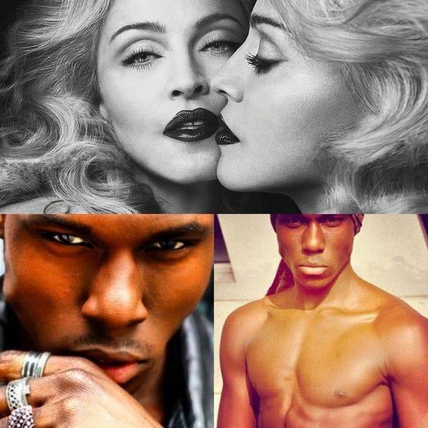 """Madonna compartió su lujoso apartamento de Nueva York con Aboubakar """"Brooklin"""" Soumahoro por más de un año"""