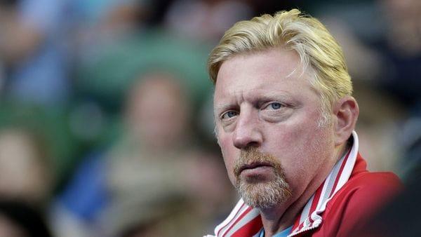Boris Becker fue declarado en bancarrota por una deuda contraída por un propiedad en Mallorca (AP)