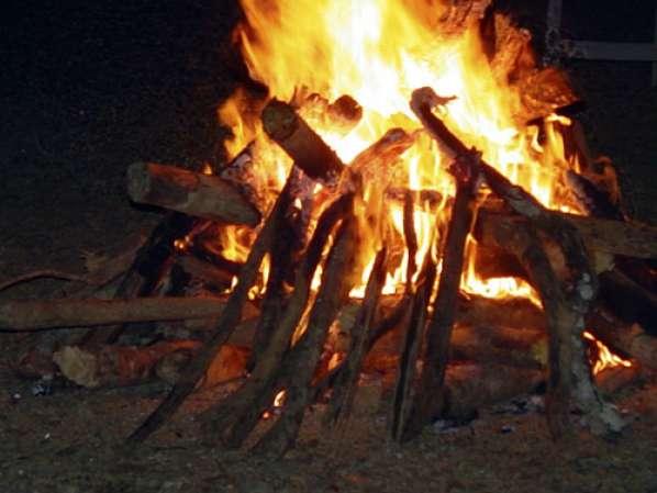 Resultado de imagen de quemas en San Juan