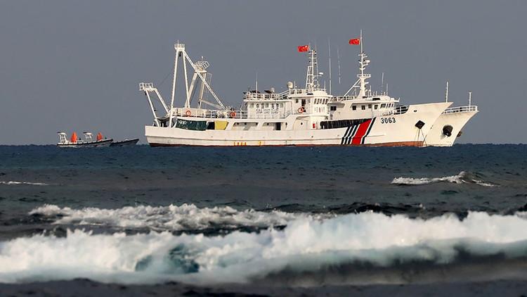 Japón denuncia la presencia de patrulleros guardacostas chinos cerca de islas en disputa
