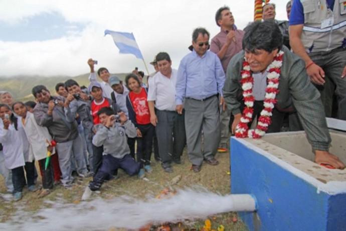 Resultado de imagen de proyectos de agua en Potosí