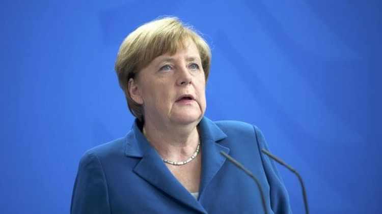 La canciller alemana, Angela Merkel (Reuters)