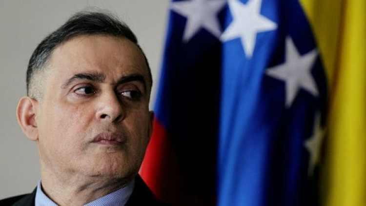 El Defensor del Pueblo venezolano, Tarek William Saab (EFE)