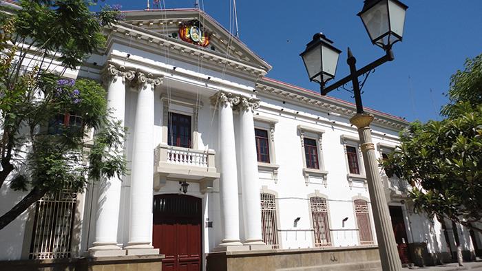 Resultado de imagen de Gobernación de Tarija