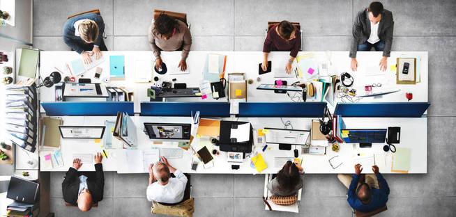 Por muchas predicciones que haya, el futuro del trabajo sigue siendo una incógnita. (iStock)