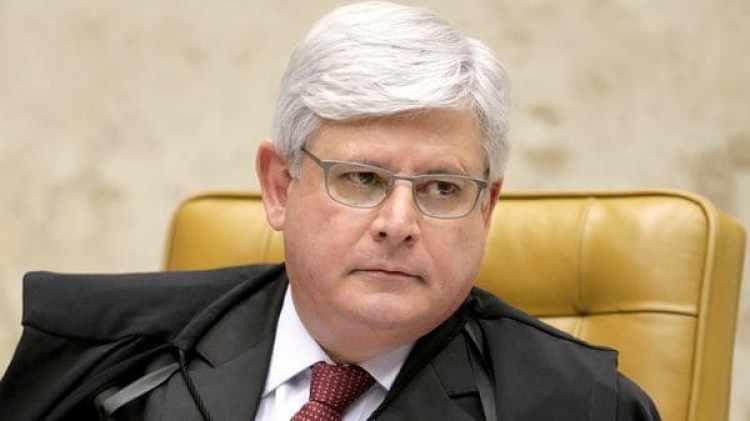 El fiscal general de Brasil Rodrigo Janot