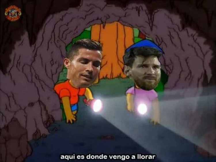 Los memes del triunfo de Chile ante Portugal por la Copa Confederaciones