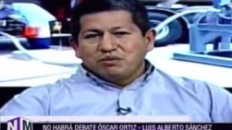 El ministro de Hidrocarburos en el programa No Mentiras.