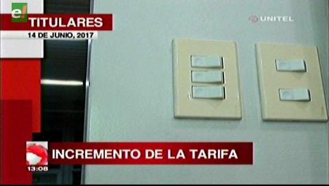 Video titulares de noticias de TV – Bolivia, mediodía del miércoles 14 de junio de 2017