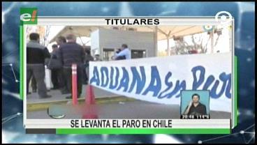 Video titulares de noticias de TV – Bolivia, noche del viernes 2 de junio de 2017
